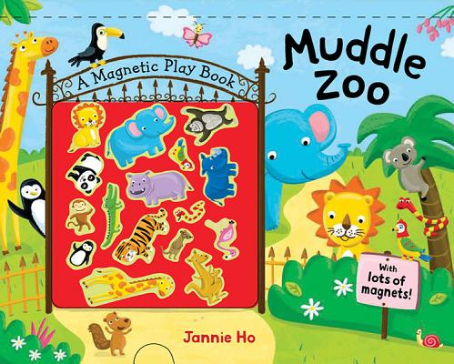 Muddle Zoo By Ho, Jannie (ILT)