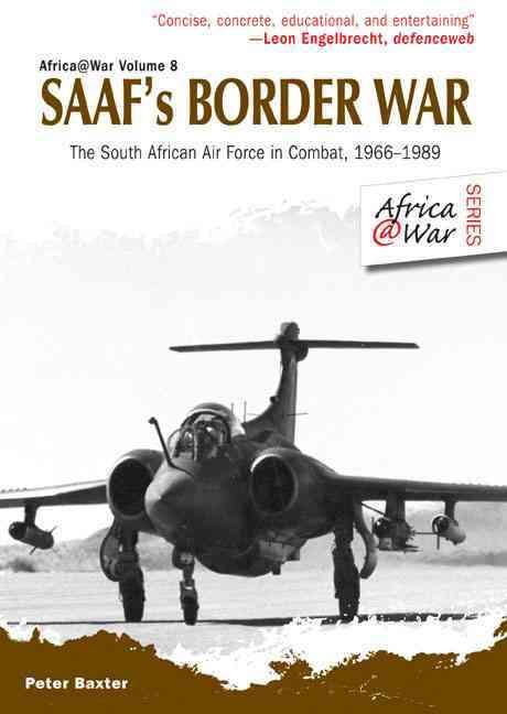 Saaf's Border War By Baxter, Peter